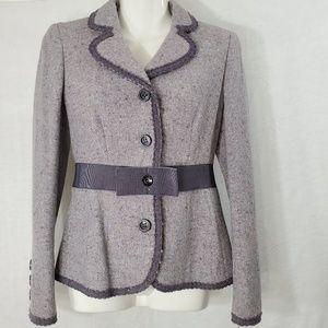 Moschino Cheap And Chic Wool Blazer